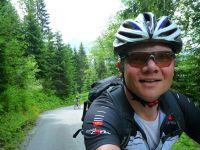 MTB-Tour nach Sölden, 8. Juli 2016