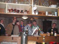 Bezirksklasse-Spieltag in der Radsporthalle, 28. Februar 2004