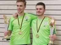 Baden-Württembergische Meisterschaft Radball U19, 25. und 25. Februar 2018