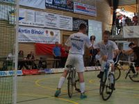 Deutsche Meisterschaft Radball U19, 29. April 2018, Nufringen
