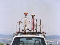 Das Vereinsfahrzeug des VMC Konstanz, 1992