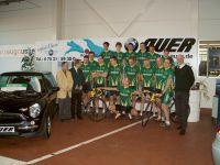 Team-Präsentation 2002