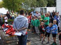 Siegerehrung Sparkassen Nachwuchs-Cup