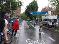 Impressionen vom City-Radrennen, Mai 2017