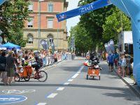 City-Radrennen, Konstanz, 3. Juni 2018