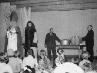 Kinderweihnachtsfeier, 1954