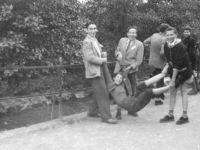 Bezirksfahrt nach Stockach, 1954