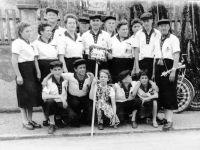 Bundesfest in Albbruck, 1956