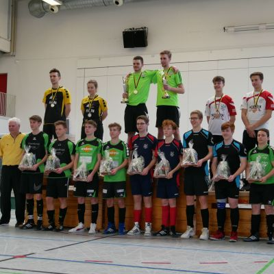 Siegerehrung Baden-Württembergische Meisterschaft 2018