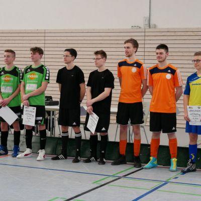 Viertelfinale Deutsche Meisterschaft U19, März 2018