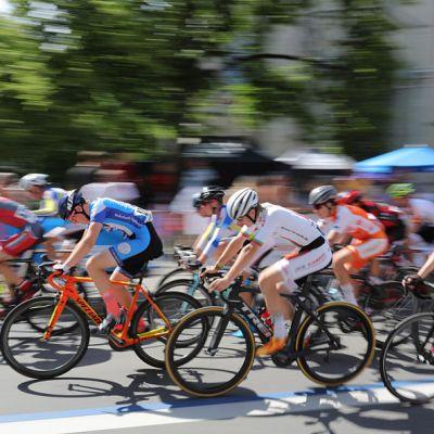 City-Radrennen Konstanz, 3. Juni 2018